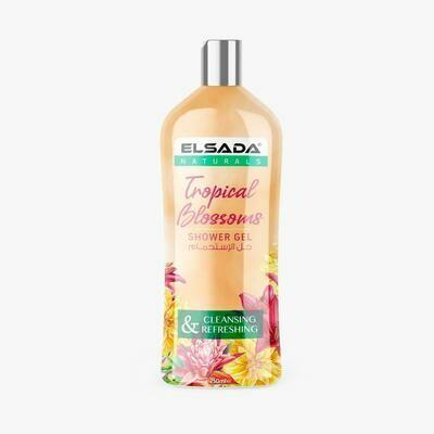 Гель для душа ELSADA Тропическое Цветение