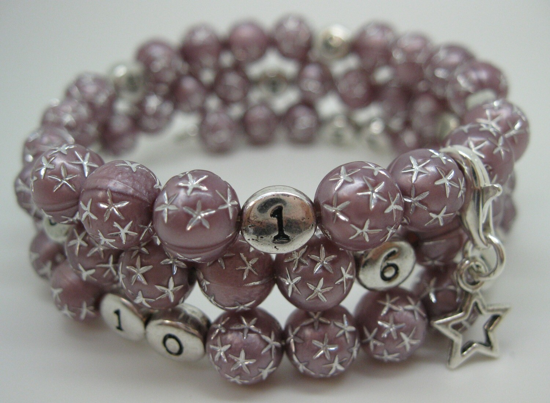 Lactobijou purple star