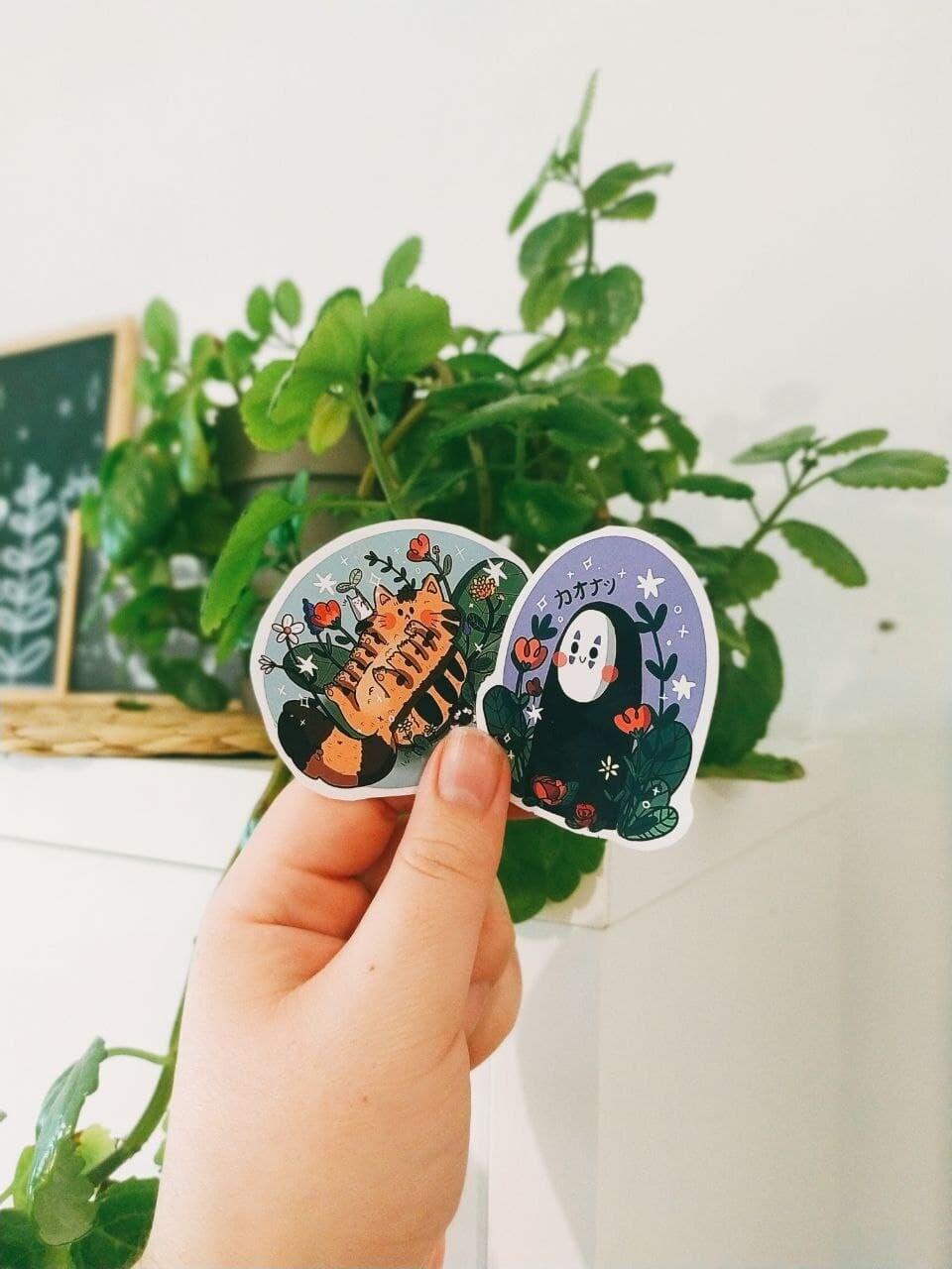 Studio Ghibli Stickers