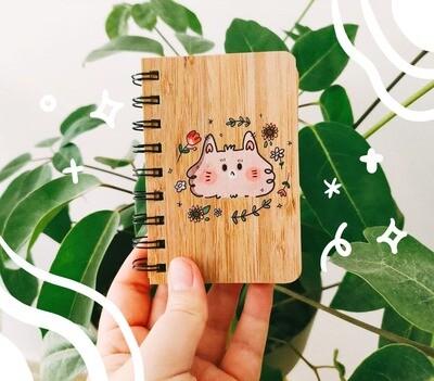 Libreta Bamboo A6