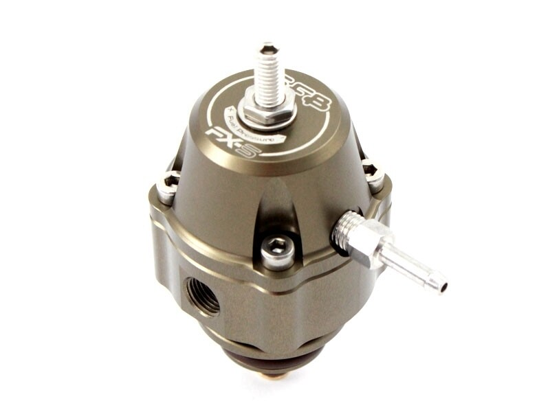 GFB FX-S FUEL PRESSURE REGULATOR (FORD REPLACEMENT)
