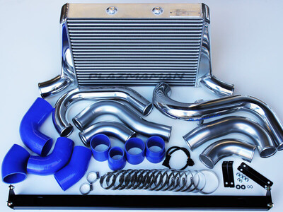 PLAZMAMAN FORD FG/FGX STAGE 3 INTERCOOLER KIT (1000HP)