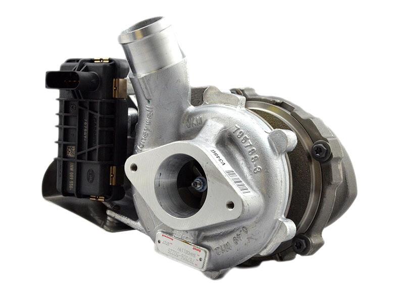 Garrett – High Flow BT50 / Ranger PX 3.2L GEN II Turbocharger Upgrade