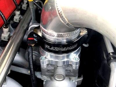 Throttle Body Adapter – DBW Bosch 68 to 2.75″ Plazmaclamp