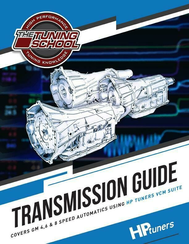 GM Tuning, Transmission Guide