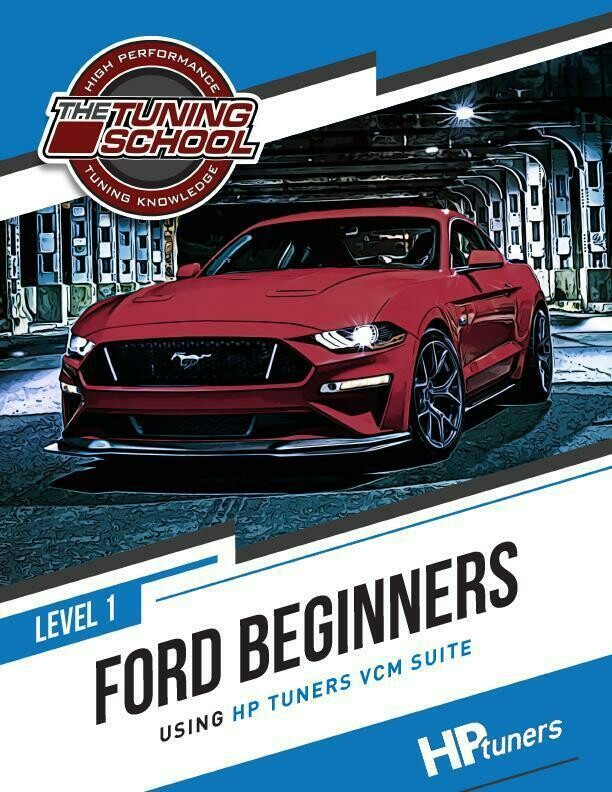 Ford Tuning, Petrol tuning, Level 1, Learn-at-home