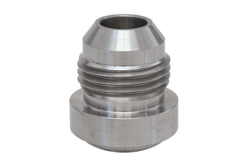 Raceworks AN-3 Stainless Steel Weld On Fitting