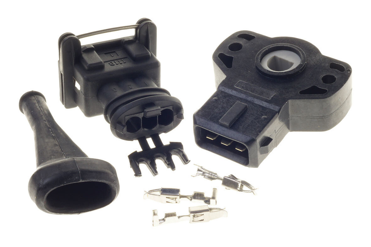 Raceworks 8mm D Shaft Throttle Position Sensor / TPS – CCW
