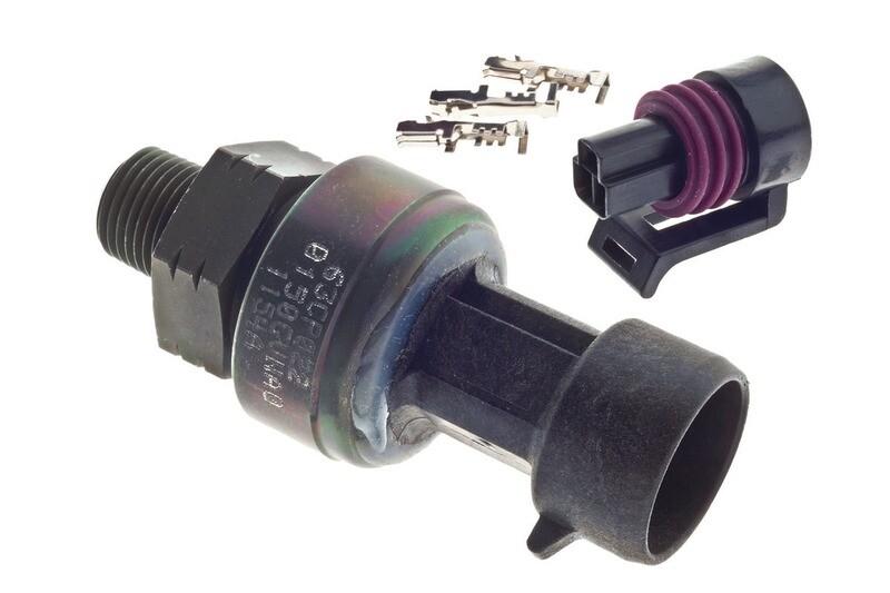 150psi Texas Instruments Fuel And Oil Pressure Sensor