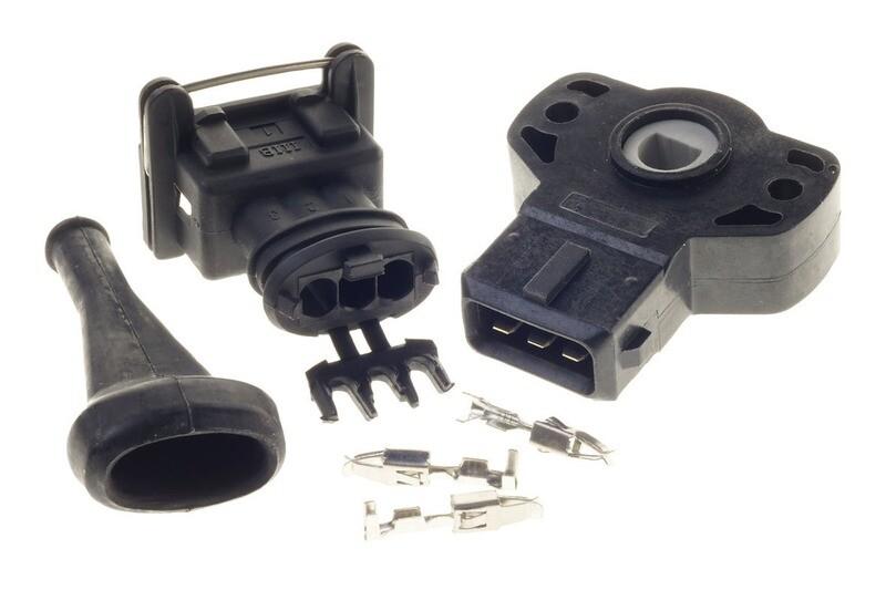 Raceworks 8mm D Shaft Throttle Position Sensor / TPS – CW