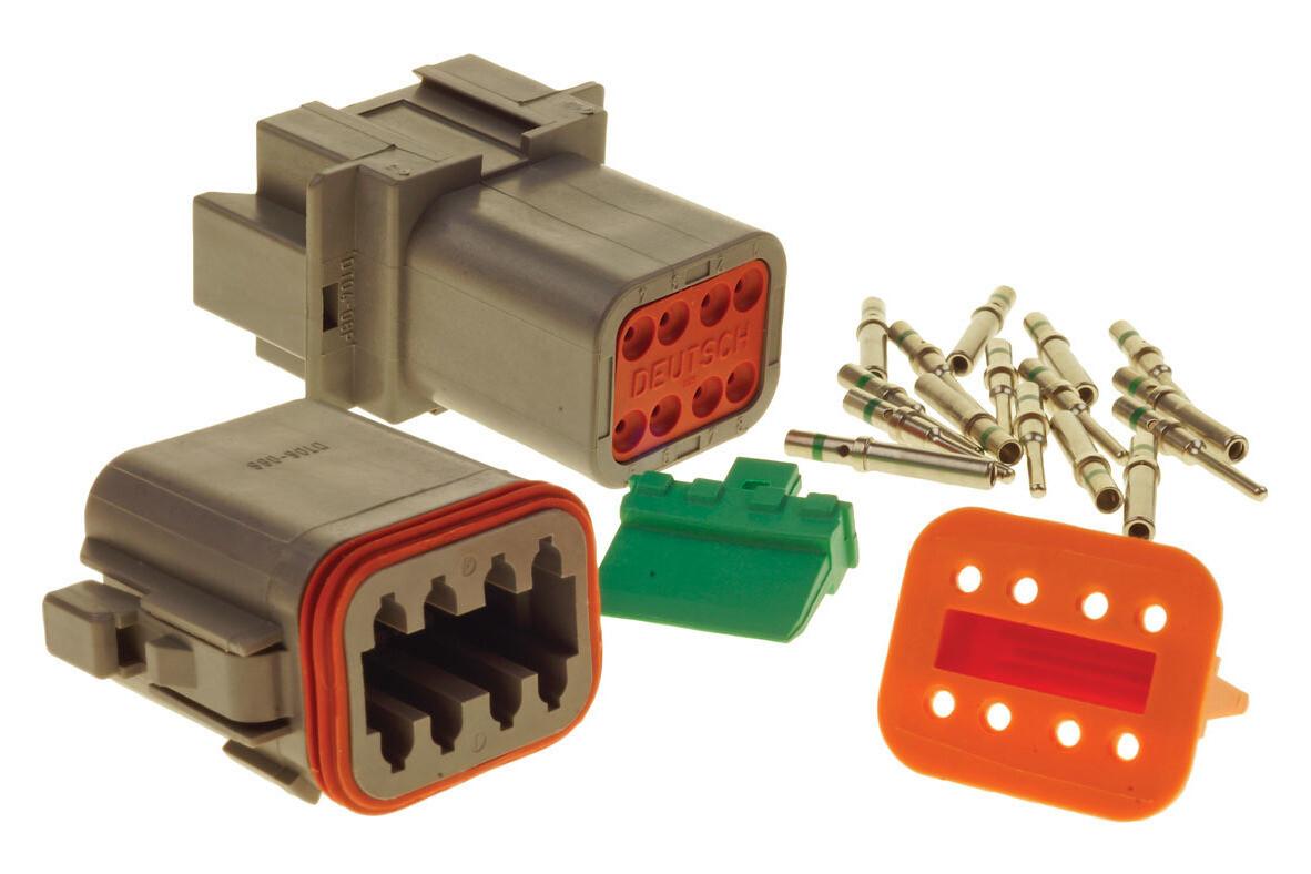 Deutsch DT 8-Way Connector Kit