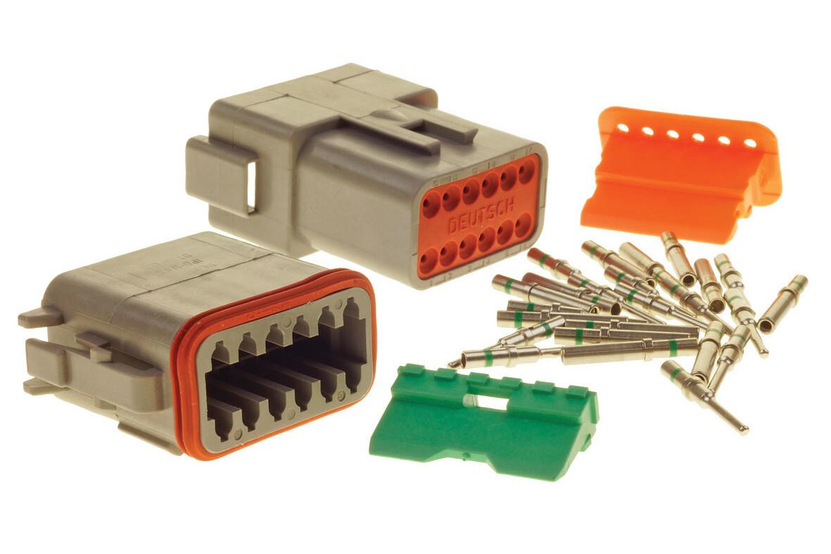 Deutsch DT 12-Way Connector Kit