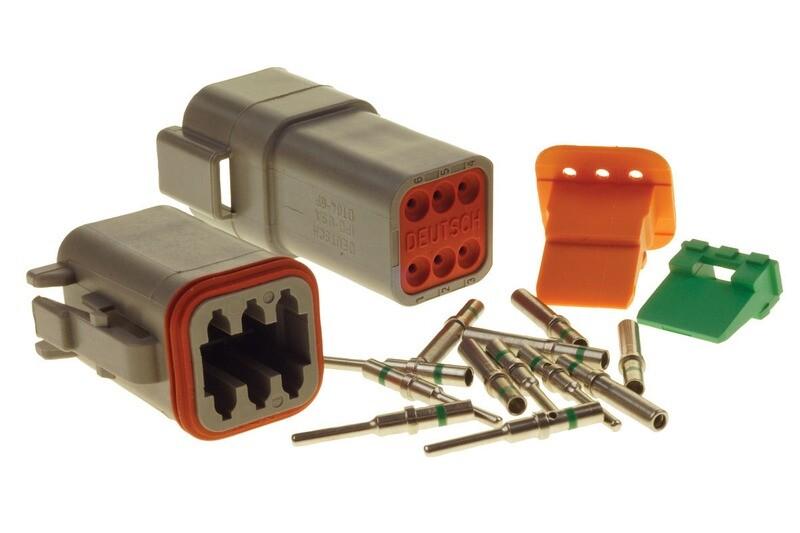 Deutsch DT 6-Way Connector Kit
