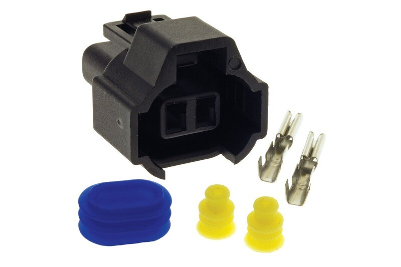 Denso / Sumitomo Multi-Fit Lug Injector Connector