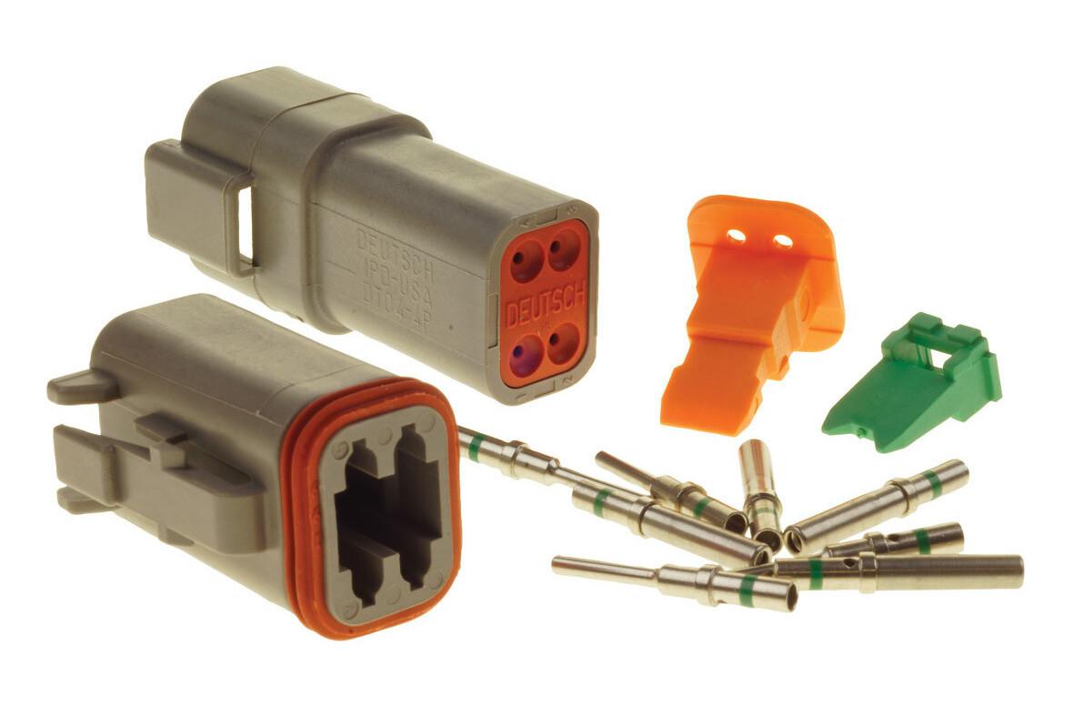 Deutsch DT 4-Way Connector Kit