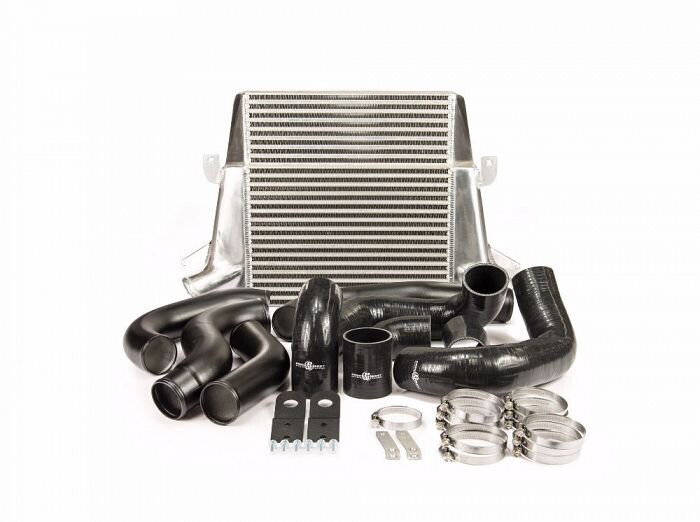 PROCESS WEST - Stage 1 Intercooler Kit (Stepped Core) (suits Ford Falcon FG)