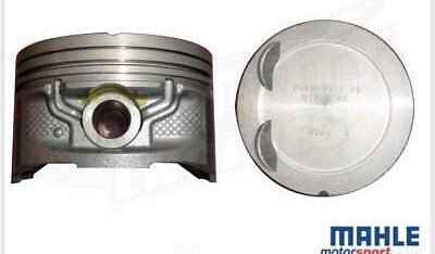 "MAHLE FORGED ""BARRA"" PISTONS"