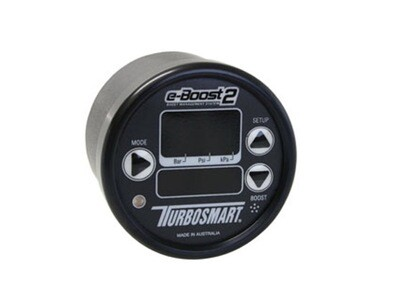 TURBOSMART eBoost2 60mm – BOOST CONTROLLER