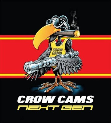 """CROW CAMS """"BARRA"""" STAGE 3"""