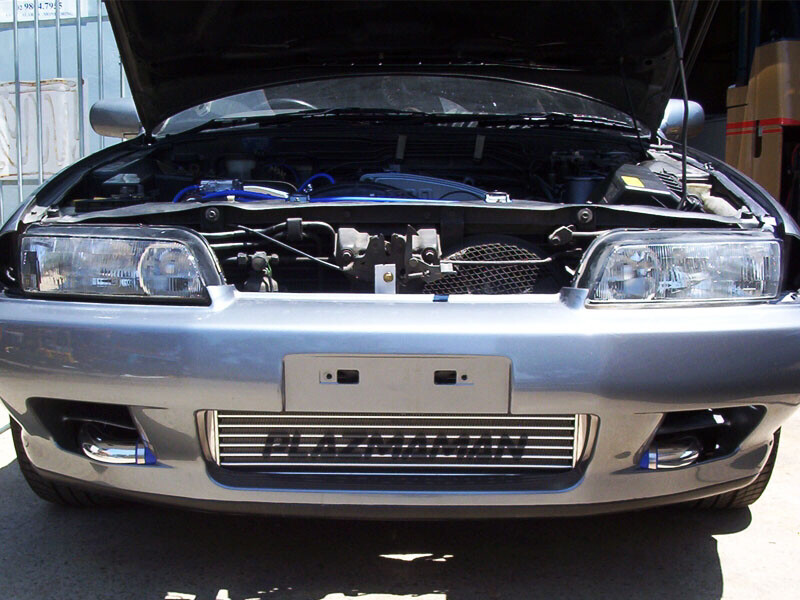 R32 GTS-T PRO SERIES TUBE & FIN INTERCOOLER KIT