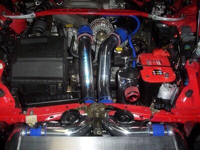MAXDA RX-7 FD SERIES 6-8 INTERCOOLER KIT