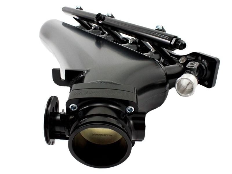 "RB30 VL ""Single Cam"" Billet Inlet Manifold – 12 Injector Twin Rail"