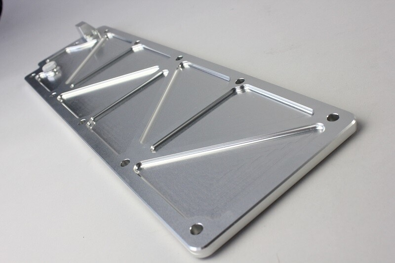 GM LS3 Billet Valley Plate