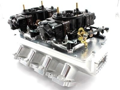 GM LSX Billet Twin Carby Intake