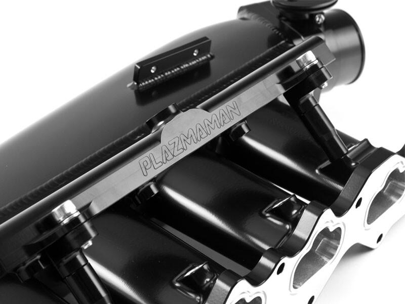 4G63 Evo4-9 Billet Inlet Manifold – 4 Injector