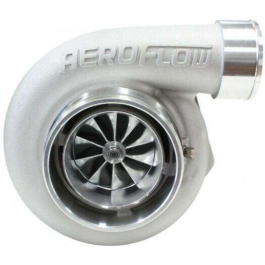 BOOSTED 6762 1.01 Turbocharger 1000HP, Natural Cast Finish
