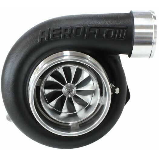 BOOSTED 6762 1.21 Turbocharger 1000HP, Hi Temp Black Finish