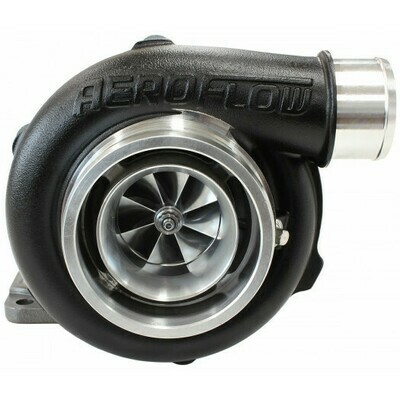 BOOSTED 5455 .82 Turbocharger 650HP, Hi Temp Black Finish