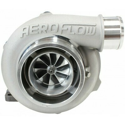 BOOSTED 5855 .63 Turbocharger 750HP, Natural Cast Finish