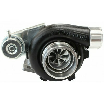 BOOSTED 4628 .86 Turbocharger 400HP, Hi Temp Black Finish