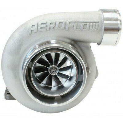 BOOSTED 6662 1.06 Turbocharger 850HP, Natural Cast Finish