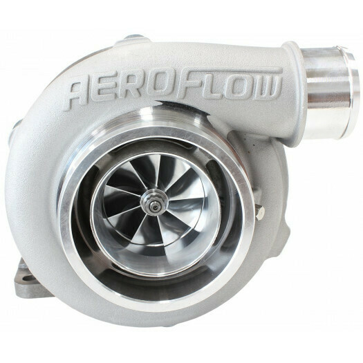 BOOSTED 5855 1.06 Turbocharger 750HP, Natural Cast Finish