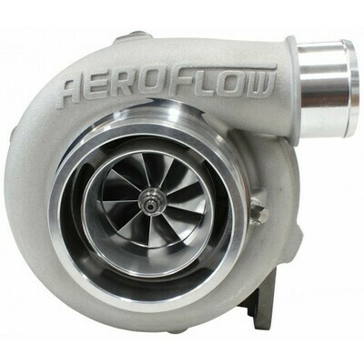 BOOSTED 5862 1.06 Turbocharger 750HP, Natural Cast Finish