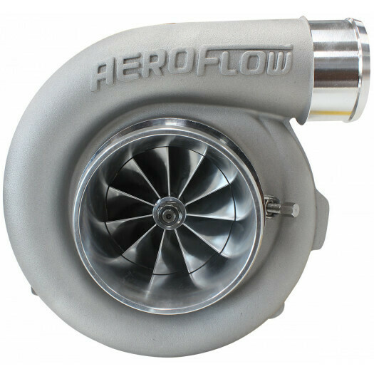 BOOSTED 7875 .96 Turbocharger 950HP, Natural Cast Finish
