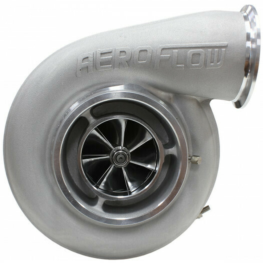 BOOSTED 7575 1.10 Turbocharger 1050HP, Natural Cast Finish