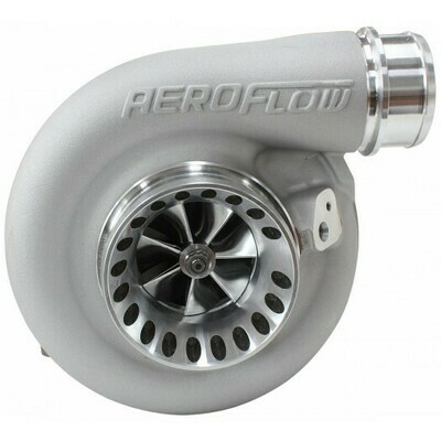 BOOSTED 6973 .91 Turbocharger 950HP, Natural Cast Finish