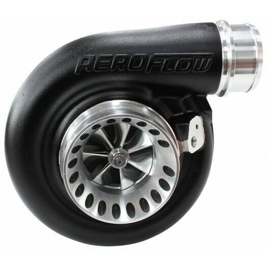 BOOSTED 6973 .91 Turbocharger 950HP, Hi Temp Black Finish