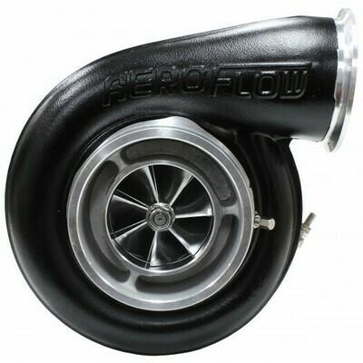 BOOSTED 7575 1.10 Turbocharger 1050HP, Hi Temp Black Finish
