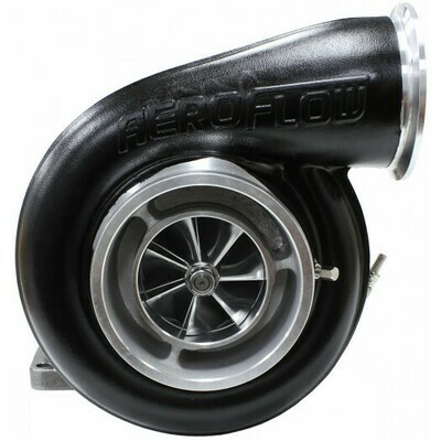 BOOSTED 7588 1.32 Turbocharger 1500HP, Hi Temp Black Finish