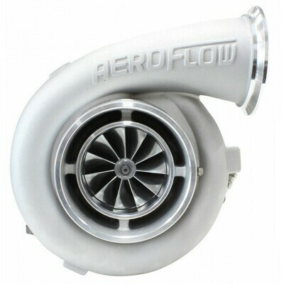 BOOSTED 8077 1.15 Turbocharger 1450hp Natural Cast Finish