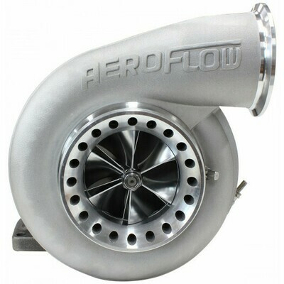 BOOSTED 8888 1.32 Turbocharger 1600HP, Natural Cast Finish