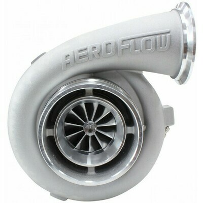 BOOSTED 7075 1.15 Turbocharger 950HP, Natural Cast Finish