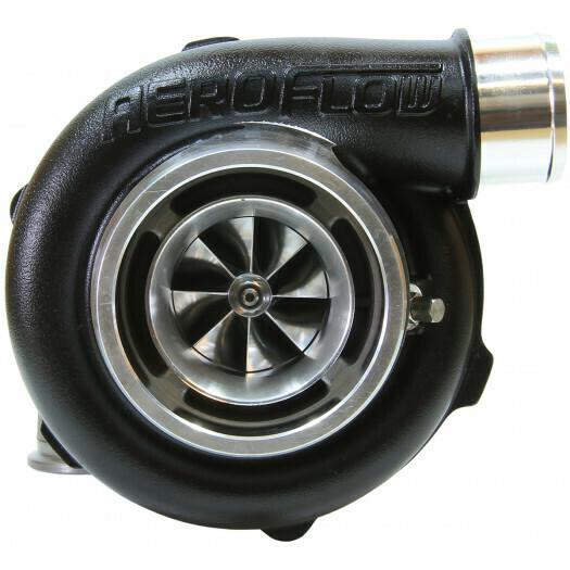 BOOSTED 5455 .83 Turbocharger, Hi Temp Black Finish