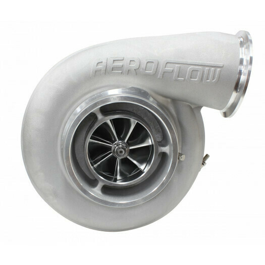 BOOSTED 7588 1.31 Turbocharger, Natural Cast Finish