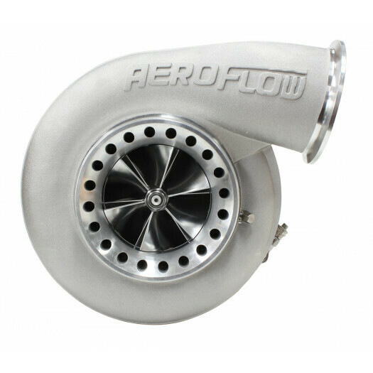 BOOSTED 8888 1.31 Turbocharger, Natural Cast Finish