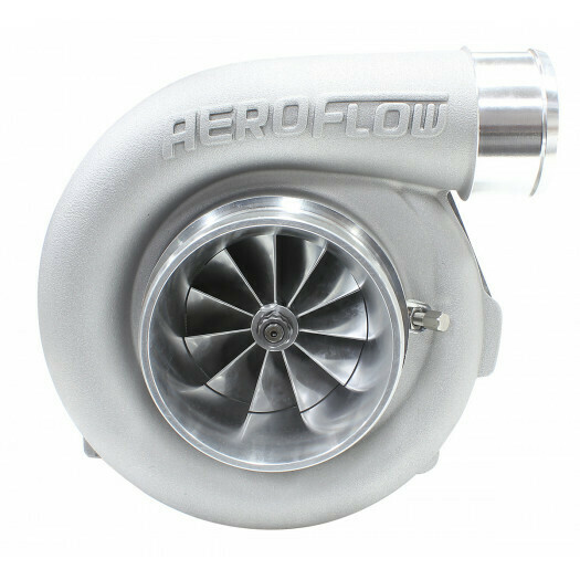 BOOSTED 7875 1.25 Turbocharger, Natural Cast Finish